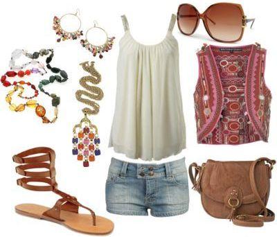Moda-Hippie